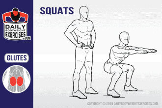 guide on how to do squats