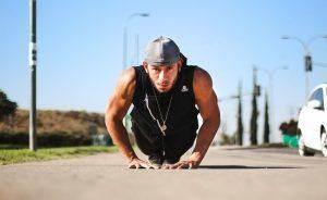 Beginner Body Weight Workout