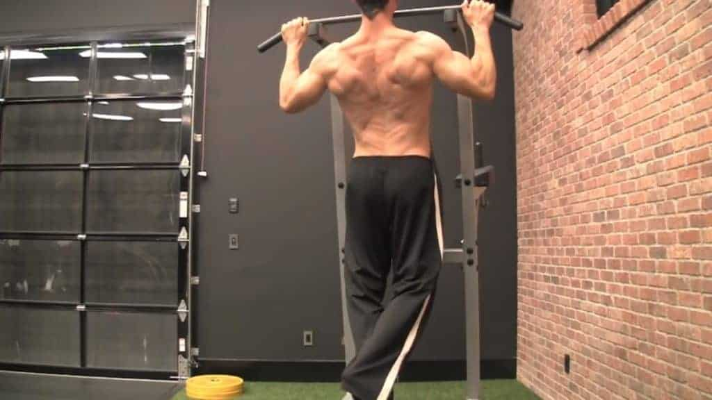 pull-ups are among the best bodyweight exercises for men
