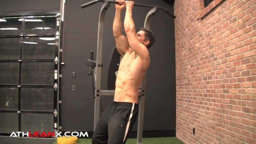 commando pull-ups are among the best bodyweight exercises for men