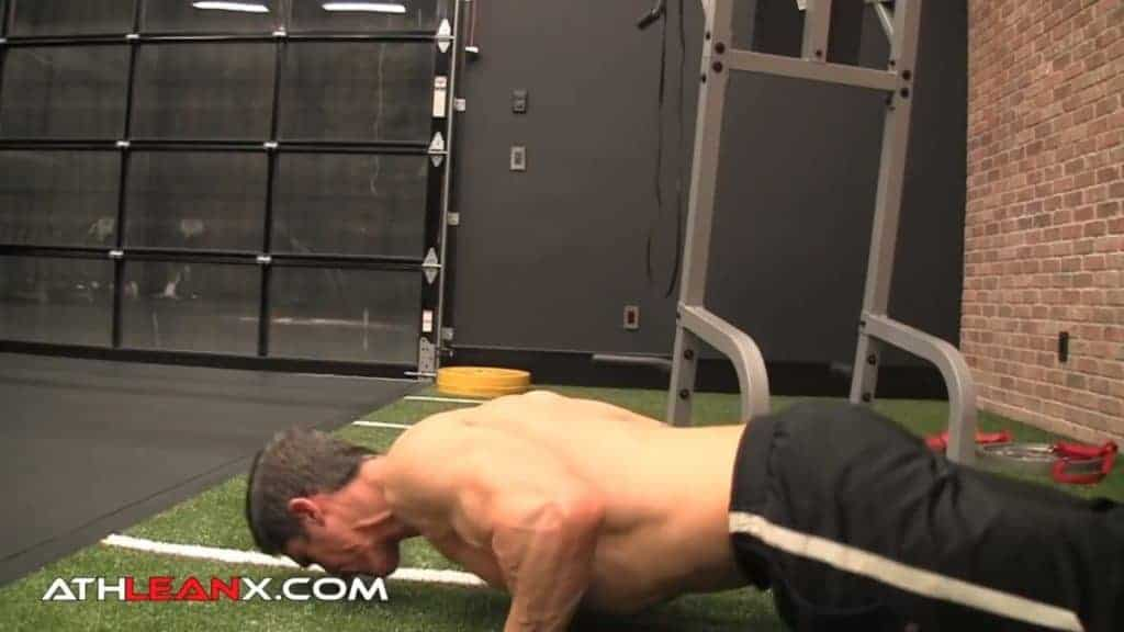 the divebomber squat is among the best body weight exercises for men
