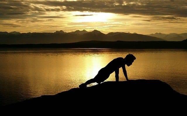 advanced push-ups as bodyweight exercises