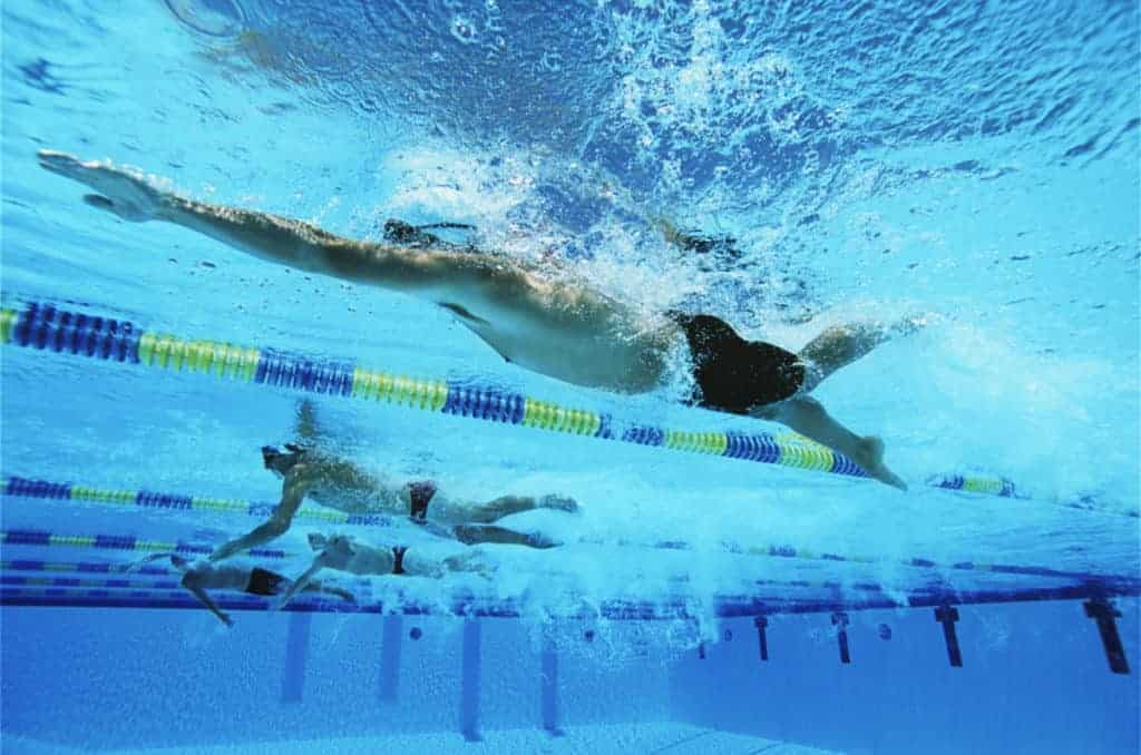 swimming is one of the best bodyweight exercises for adults