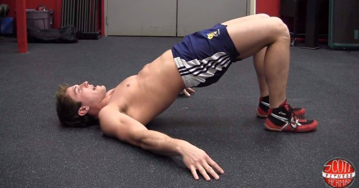 Best Bodyweight Exercises: How To Perform The Glute Bridge