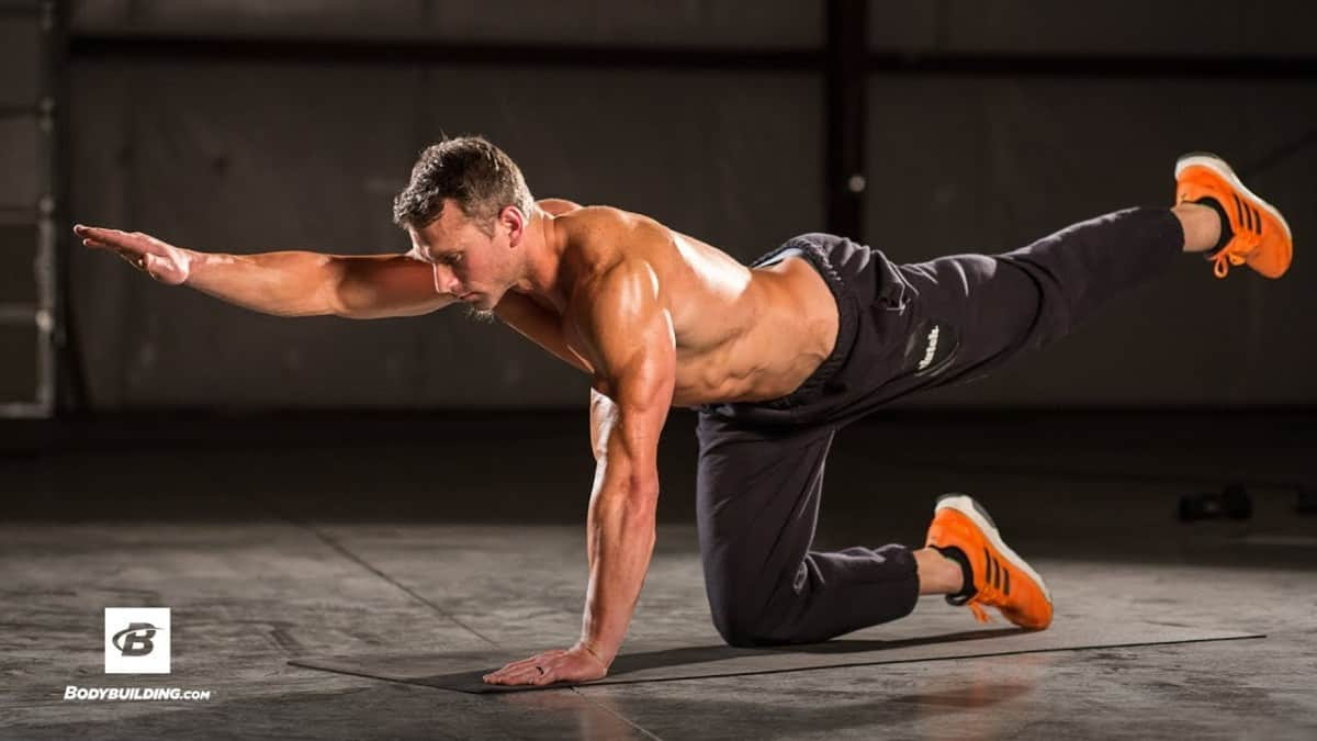 bodyweight core workouts