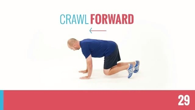beast crawl for home workouts without equipment