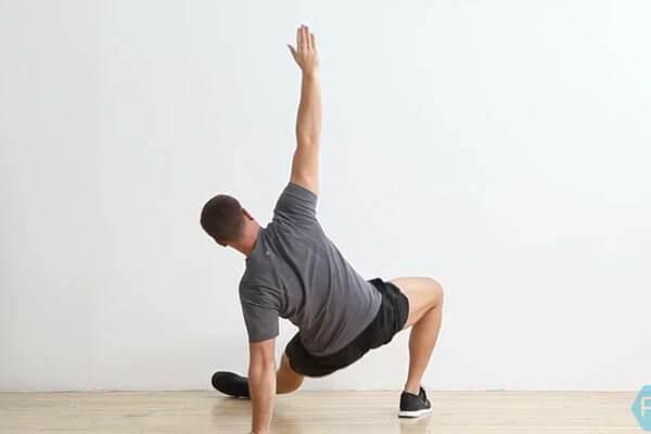 Bodyweight Get-Up