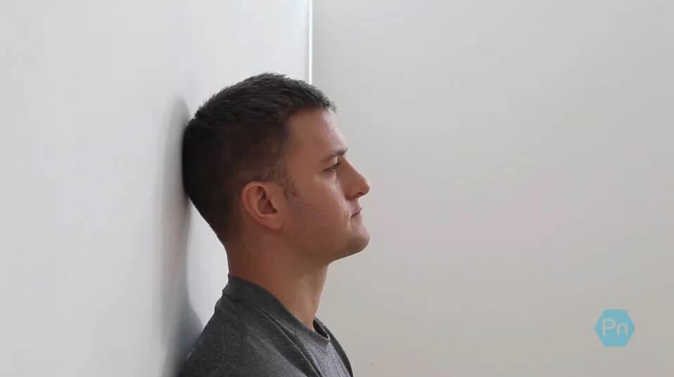 Deep Neck Flexor Activation and Suboccipital Stretch