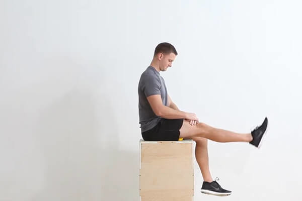 Hamstring Mobilization With Lacrosse Ball
