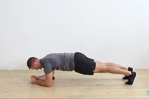 Hinge to Side Plank