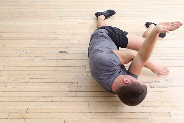 Side-Lying Extension Rotation
