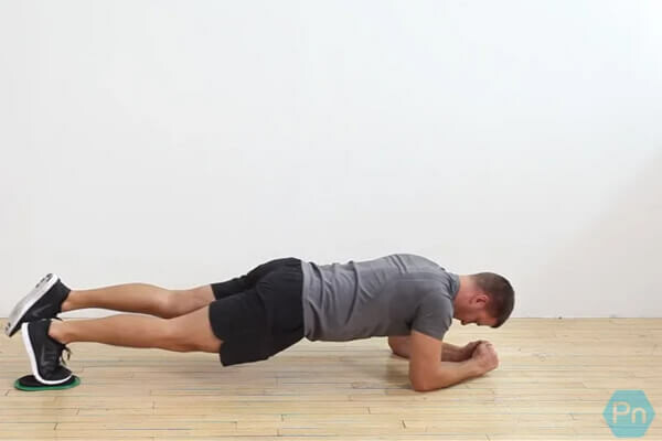 Single-Leg Slideboard Bodysaw
