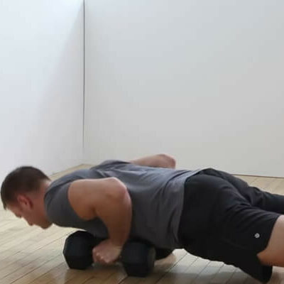 Renegade Row With Pushup